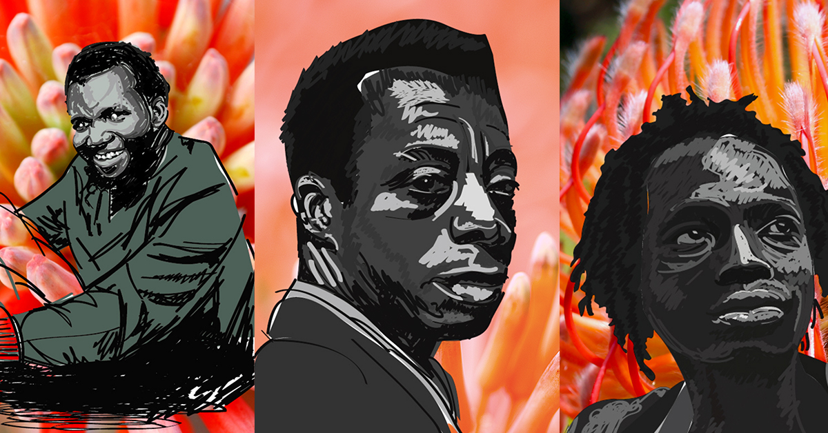 Thinking Love, Thinking African Queer Masculinities